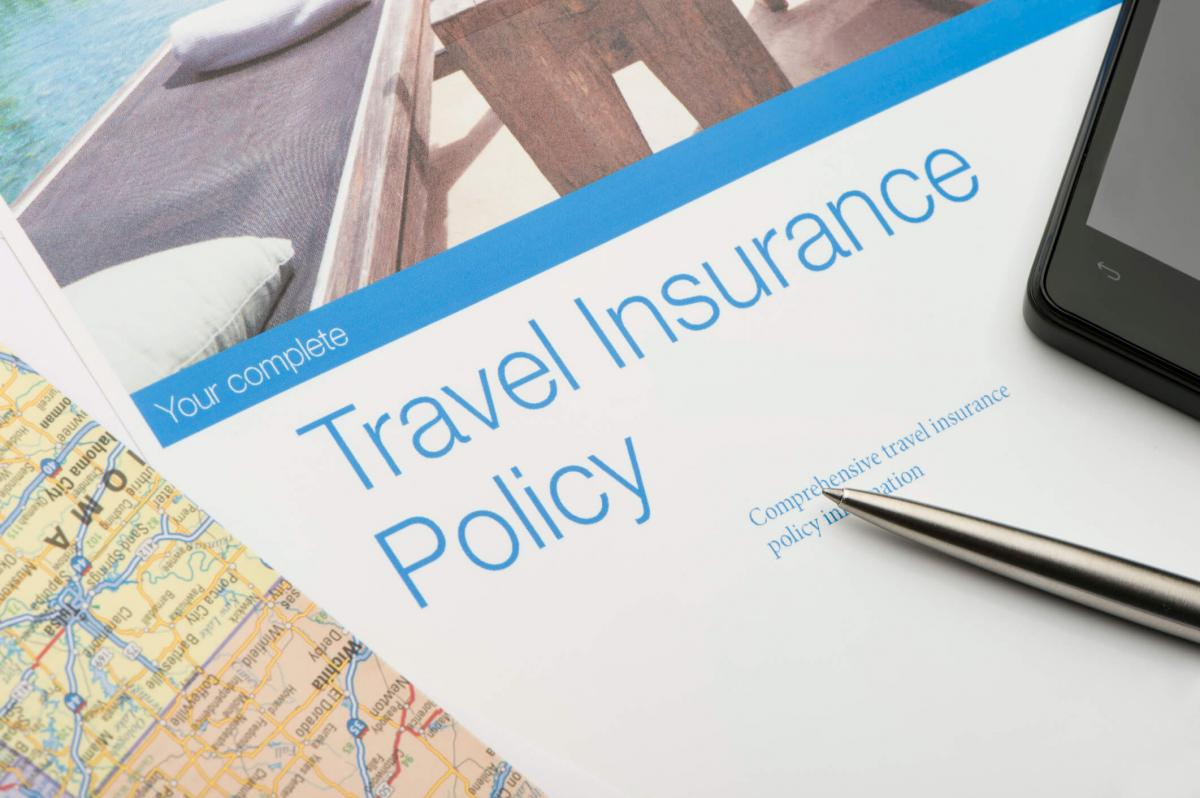 image of travel insurance